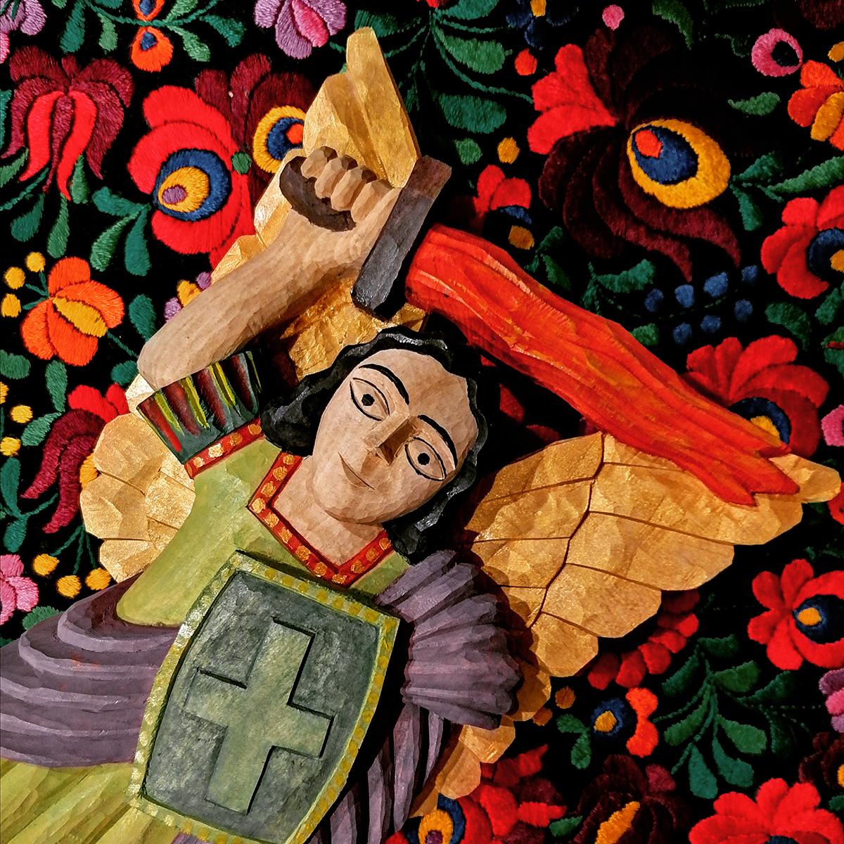 Święci z wiejskiego podwórka: Baby wypychał, kapustę wpychał, szatana skarcił – archanioł Michał
