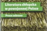 michal-lesiow_literatura-chlopska