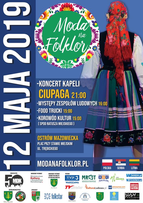 """Festiwal """"Moda na Folklor"""""""
