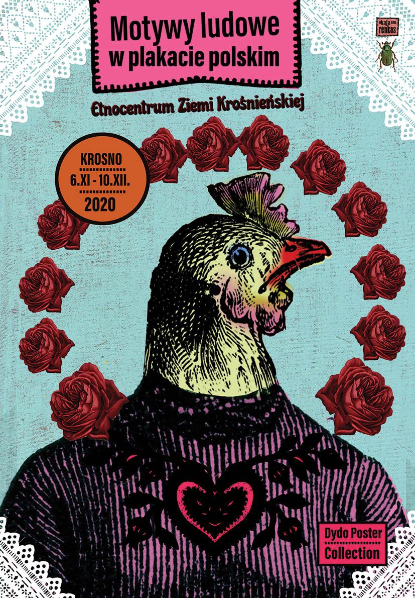 Motywy ludowe w polskim plakacie