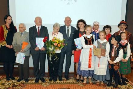 Małopolska docenia miłośników lokalnego dziedzictwa
