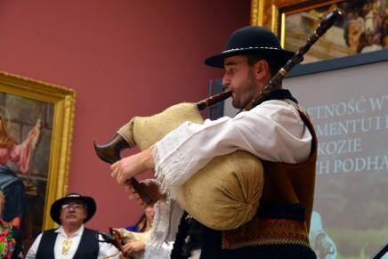 Polskie tradycje dudziarskie w drodze na listę UNESCO