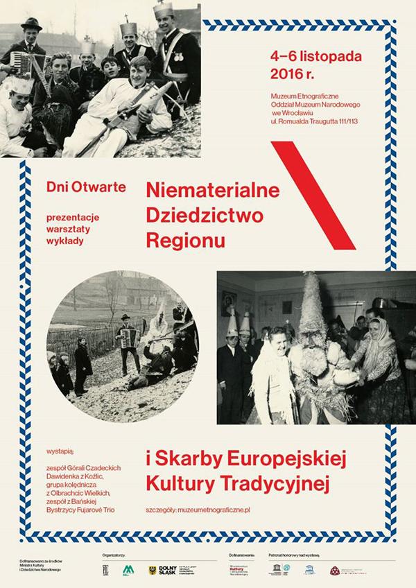 Skarby europejskiej kultury tradycyjnej – Dni Otwarte wokół wystawy