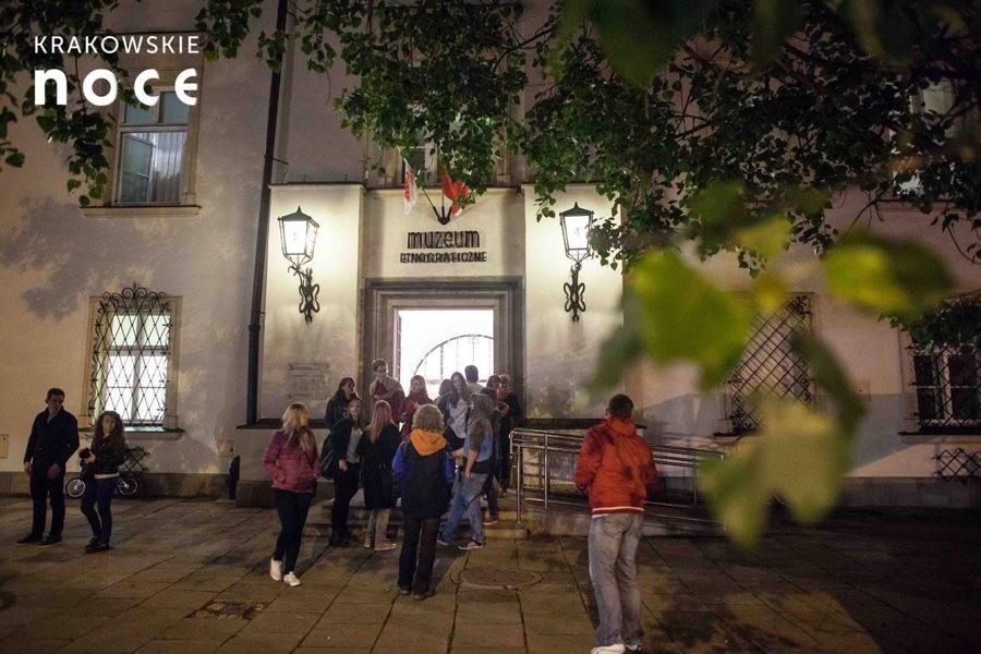 Noc Muzeów w Muzeum Etnograficznym w Krakowie