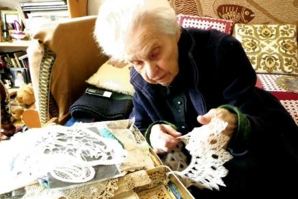 Zmarła najstarsza koronczarka w Polsce. Olga Szerauc miała 109 lat