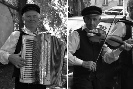 Odeszli od nas wspaniali muzykanci. Nie żyją Stefan Nowaczek i Czesław Pańczak