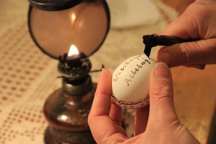 Słów kilka o magicznej roli pisanek i innych zapomnianych zwyczajach