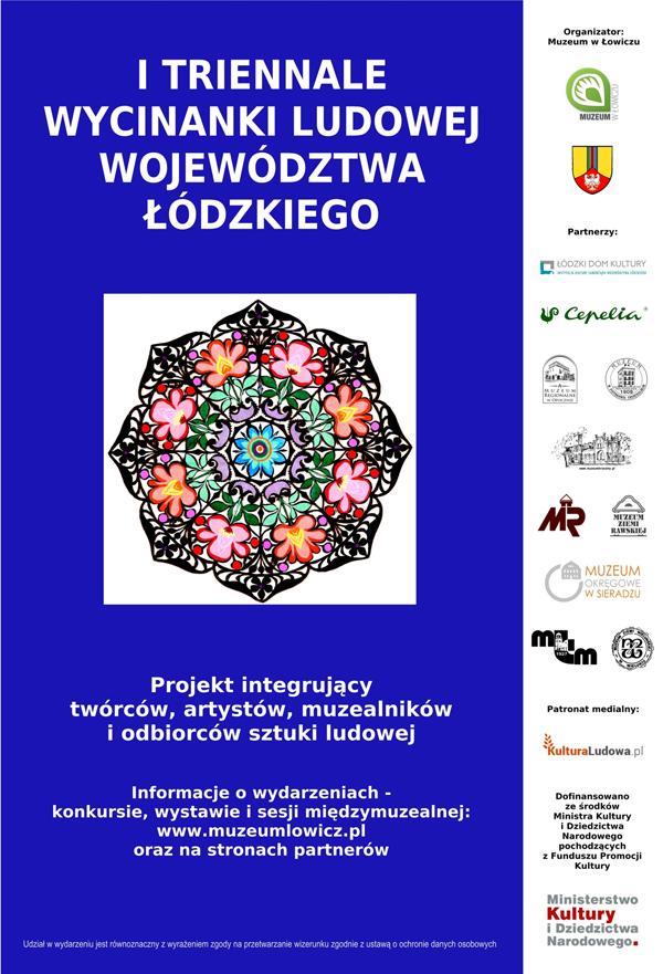 I Triennale Wycinanki Ludowej Województwa Łódzkiego