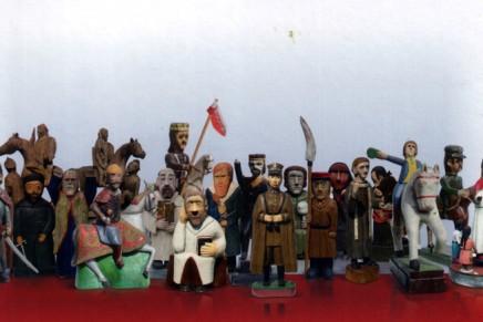 1050 lat Polski chrześcijańskiej w sztuce ludowej