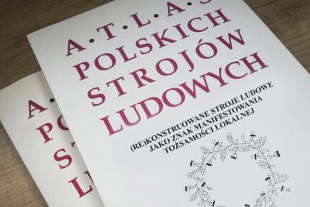Nowy tom Atlasu Polskich Strojów Ludowych