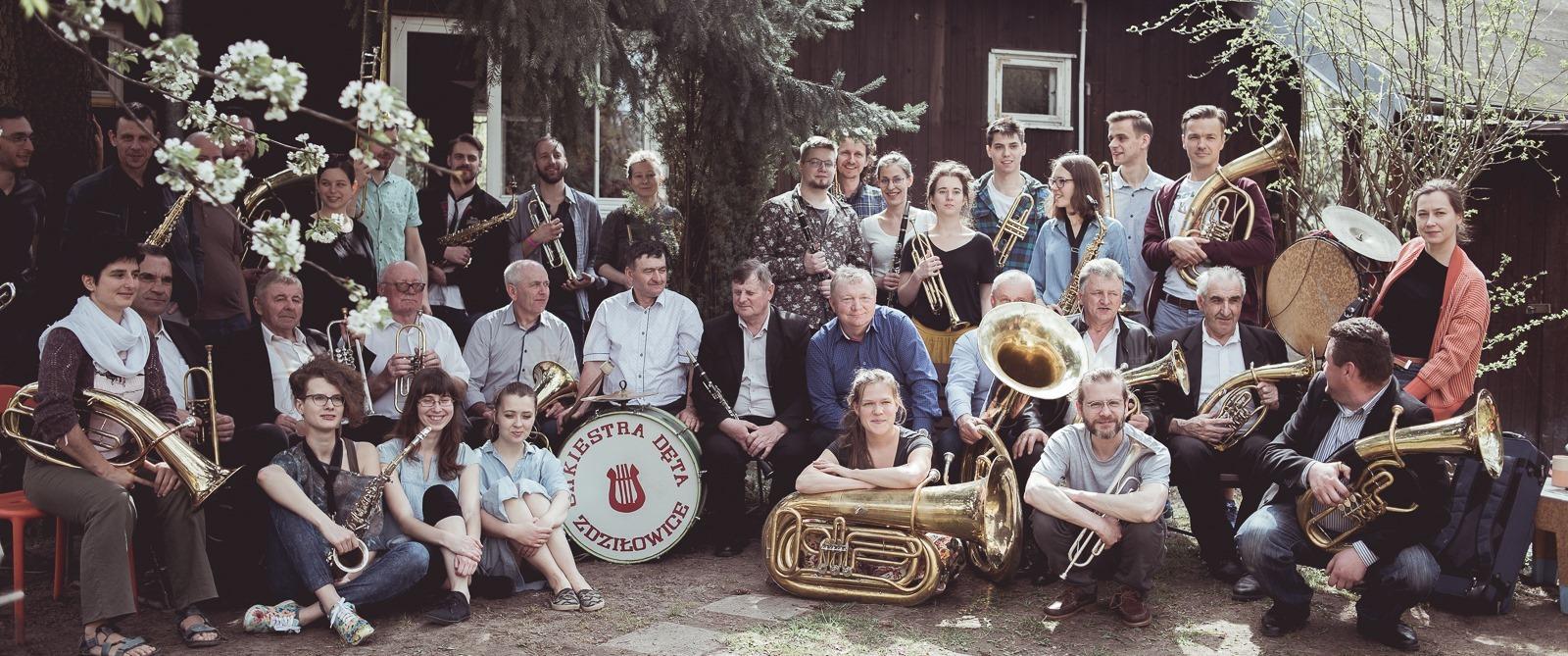 Orkiestra Dęta ze Zdziłowic – potańcówka po gali
