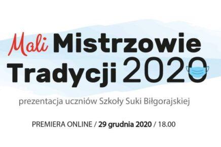 Mali Mistrzowie Tradycji 2020