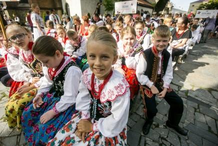 Międzynarodowy Festiwal Święto Dzieci Gór 2016 [zdjęcia]