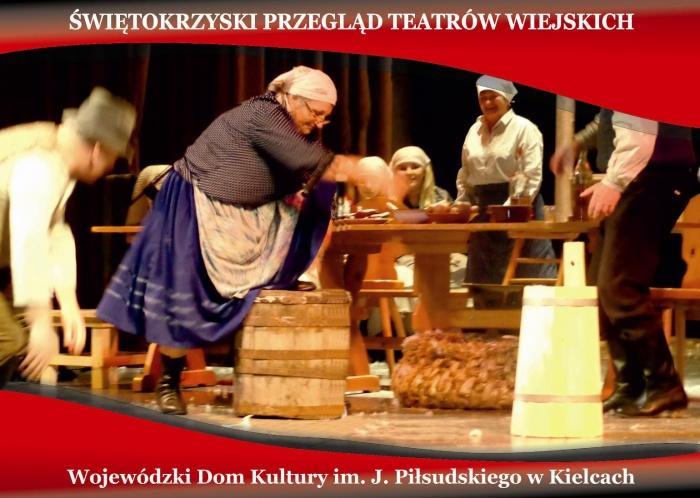 Świętokrzyski Przegląd Teatrów Wiejskich