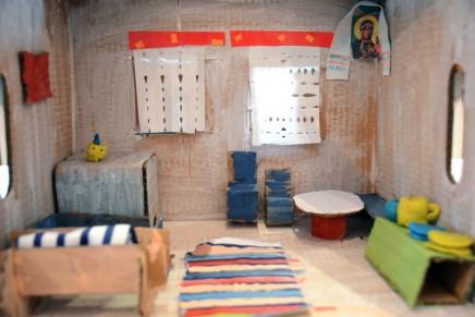Muzealne mole w wiejskiej izbie, czyli warsztaty rodzinne w bielskim Muzeum