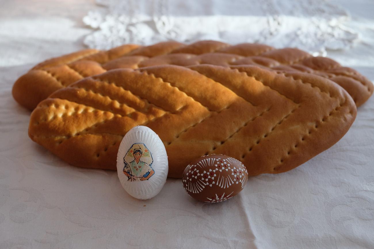 Wielkanocne zwyczaje Serbołużyczan
