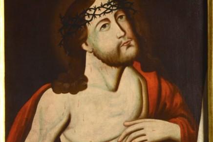 """Wystawa w Raciborzu. """"Wizerunki Chrystusa w sztuce ludowej"""""""