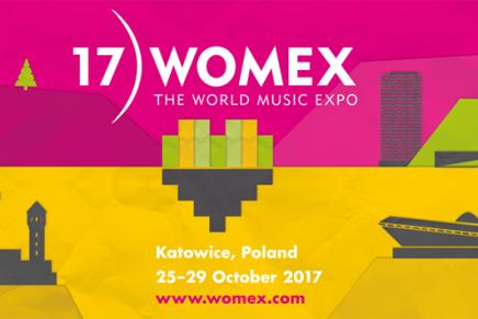 Womex 2017 w Katowicach. Największy festiwal muzyki świata po raz pierwszy w Polsce