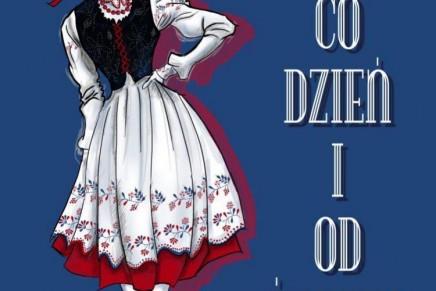 Wystawa ubiorów noszonych na wsi na przełomie XIX i XX wieku