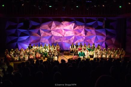 """""""Pieśni z lasów i pól"""" na Międzynarodowym Festiwalu Wratislavia Cantans we Wrocławiu"""